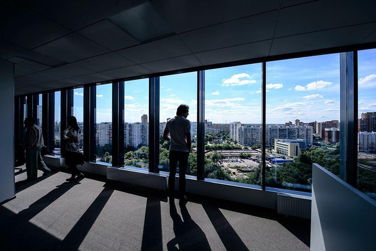 Аренда офисов 628 кв.м