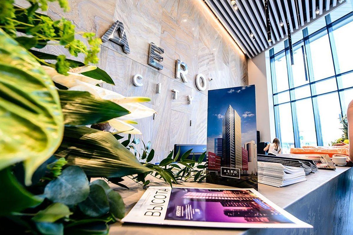 Аренда офисов 2133 кв.м